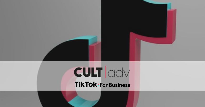CULT adv diventa il primo Case Study TikTok su PMI