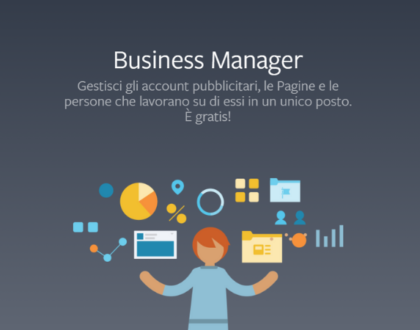 Primi passi in Facebook Business Manager