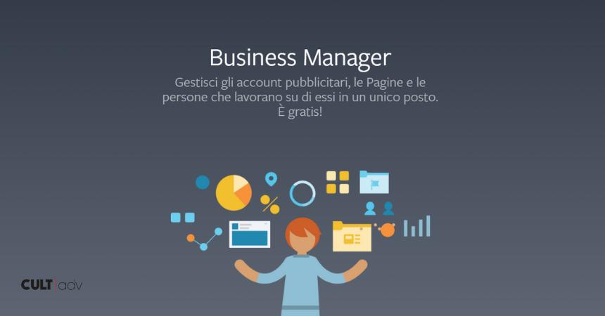 Primi passi in Facebook Business Manager