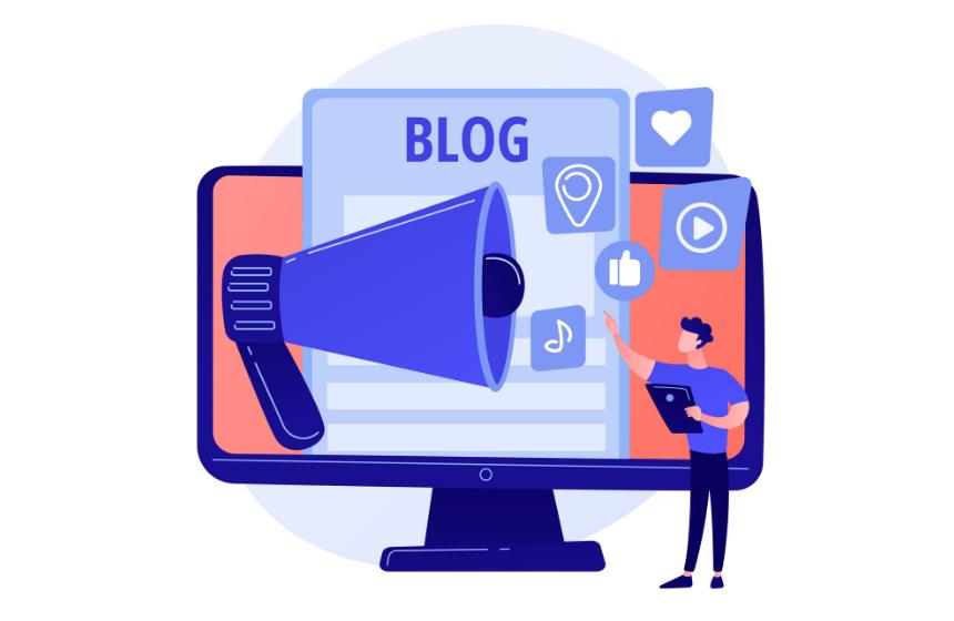 content creator blog